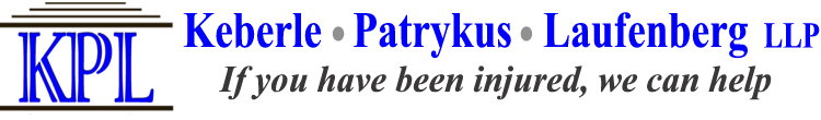 Keberle, Patrykus & Laufenberg. Helping victims for over 25 Years.