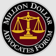 Personal Injury Layer / Lawfirm Attorney Douglas Keberle is a national member of the Million Dollar Advocates Forum for Wisconsin and Milwaukee Area - MDAF